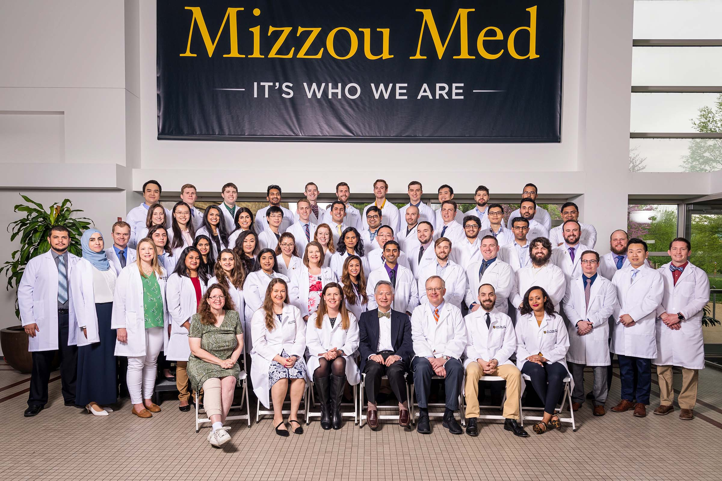 Department of Medicine Residency - MU School of Medicine