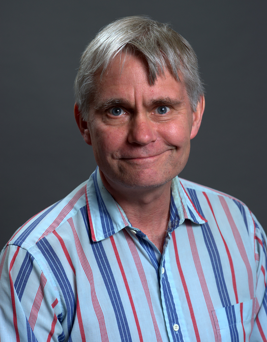 Photo of John Cannon, PhD