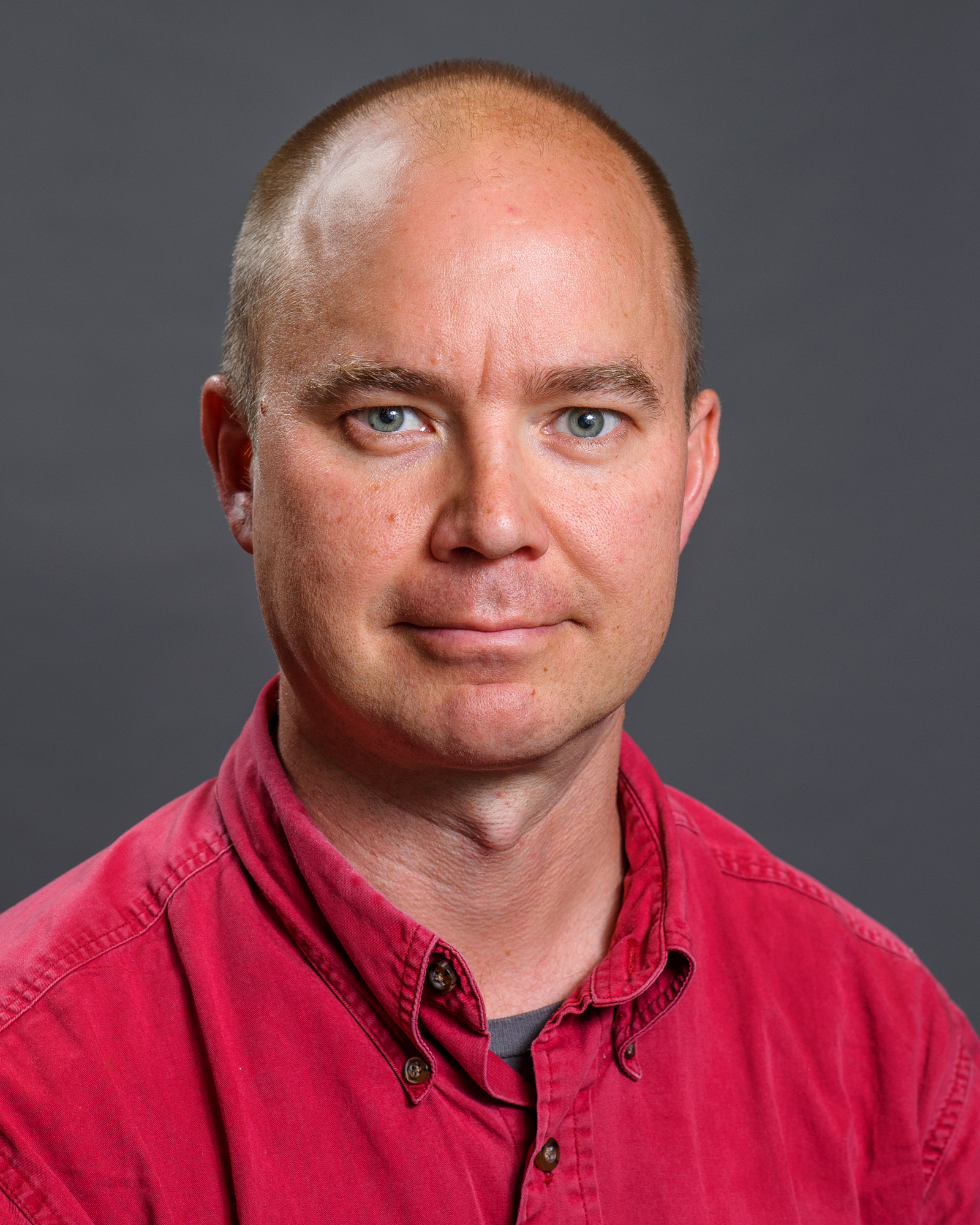 Photo of Marc Johnson, PhD