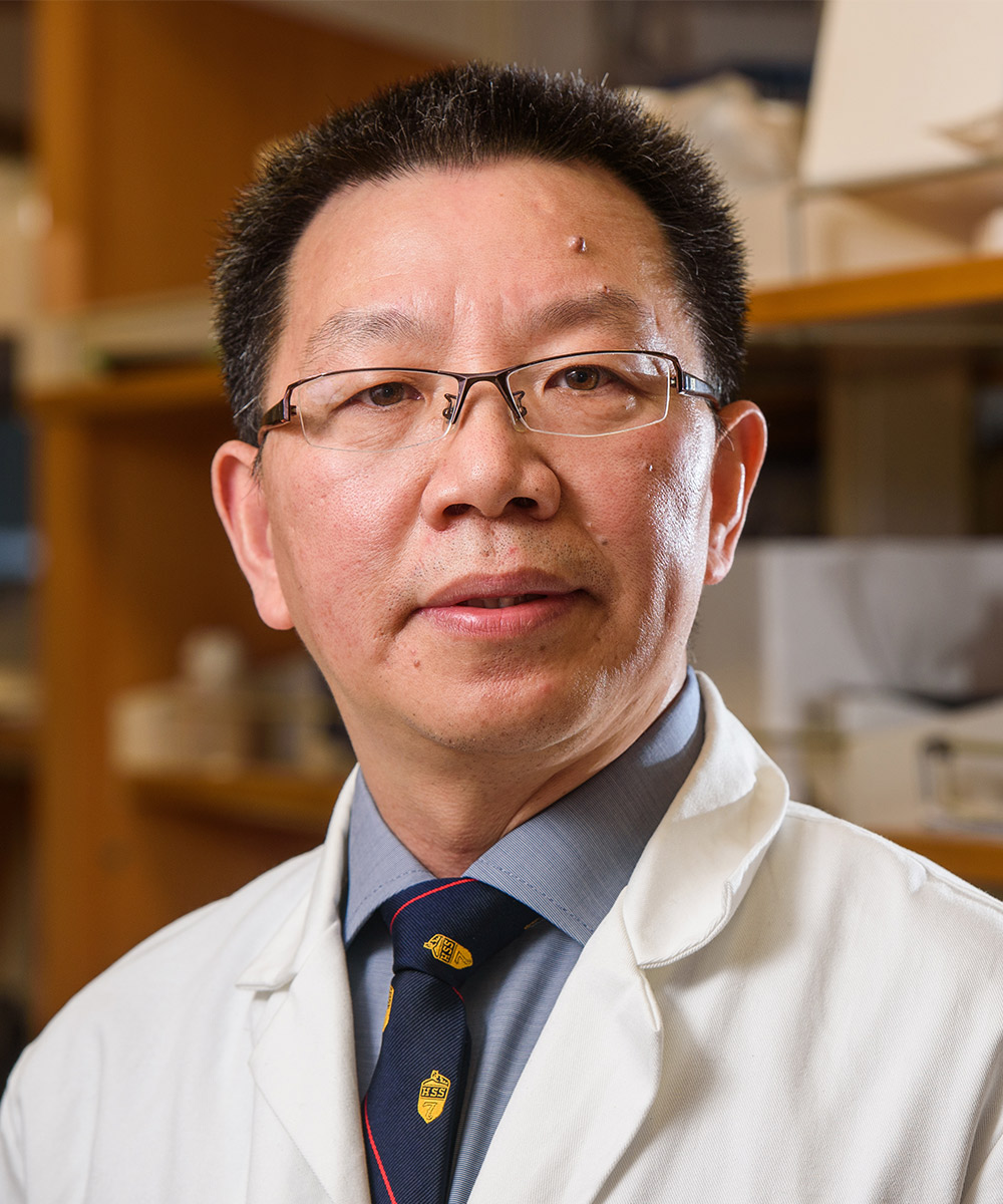 Photo of Guangfu Li, PhD