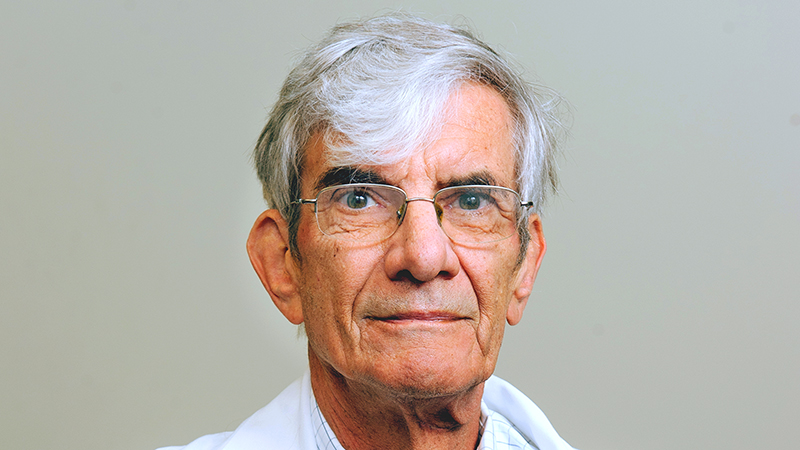 Bill Salzer, MD, former professor of clinical medicine and the director of the Division of Infectious Diseases at the MU School of Medicine.