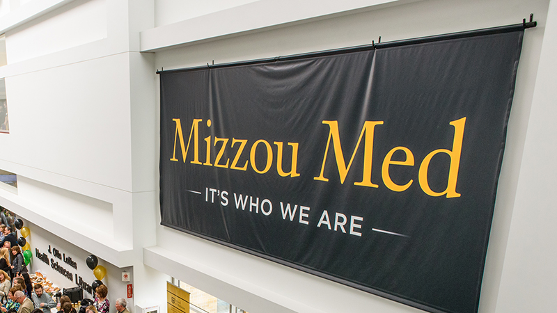 2017 Match Day Mizzou Med Banner