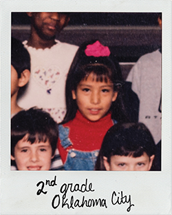 Natalie Rodriguez school photo