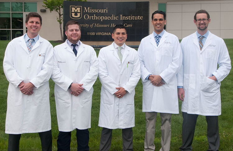 Orthopaedic Surgery Resident Alumni - MU School of Medicine