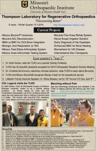 Thumbnail of newsletter for Winter 2018