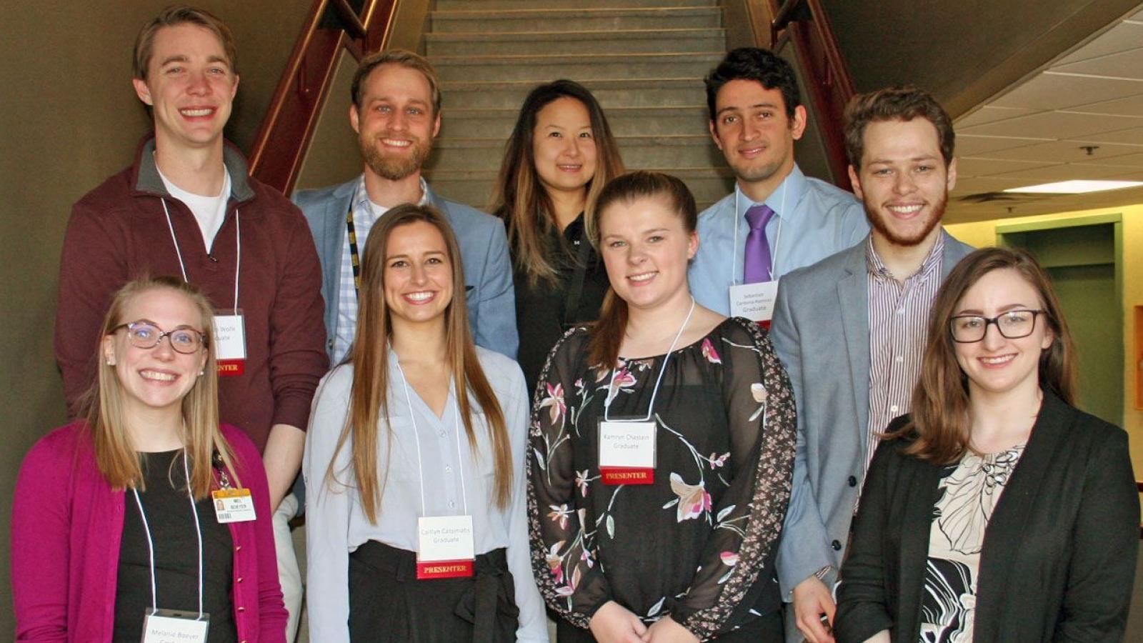 TLRO graduate students