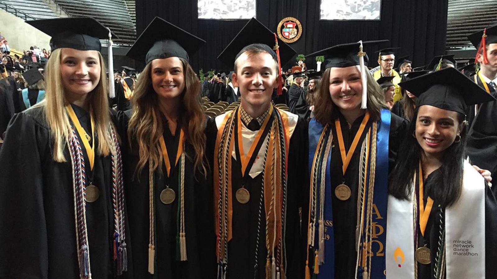 TLRO Graduates