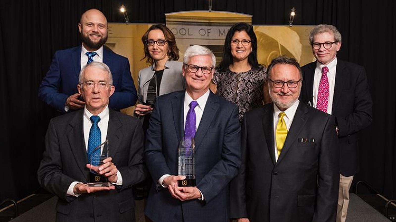 Alumni awards 2019