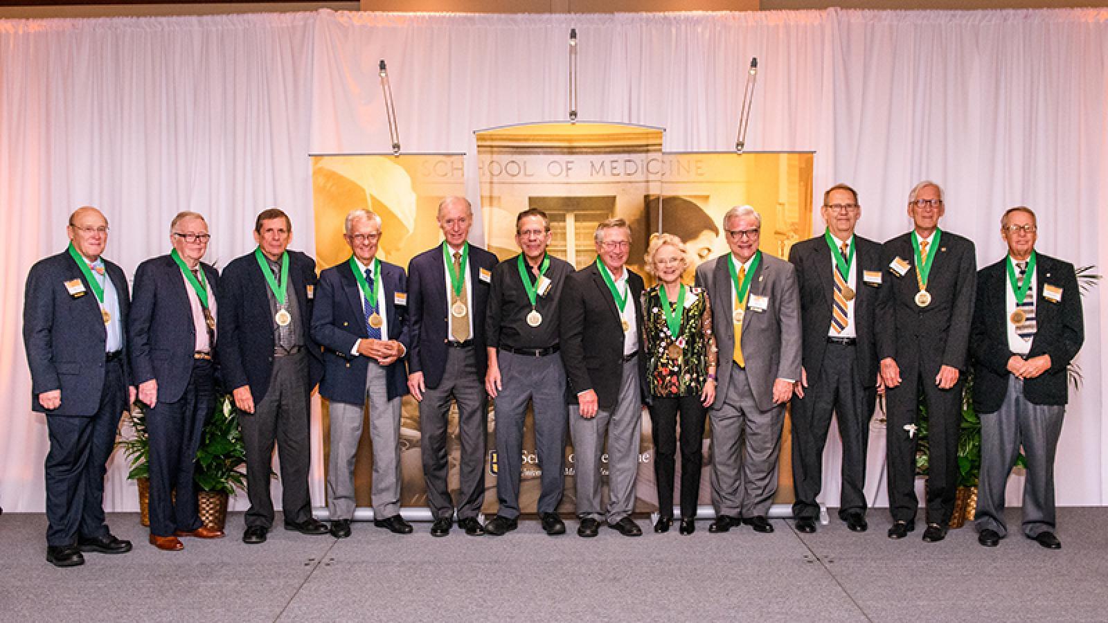 Physicians Alumni Banquet - 50 year class