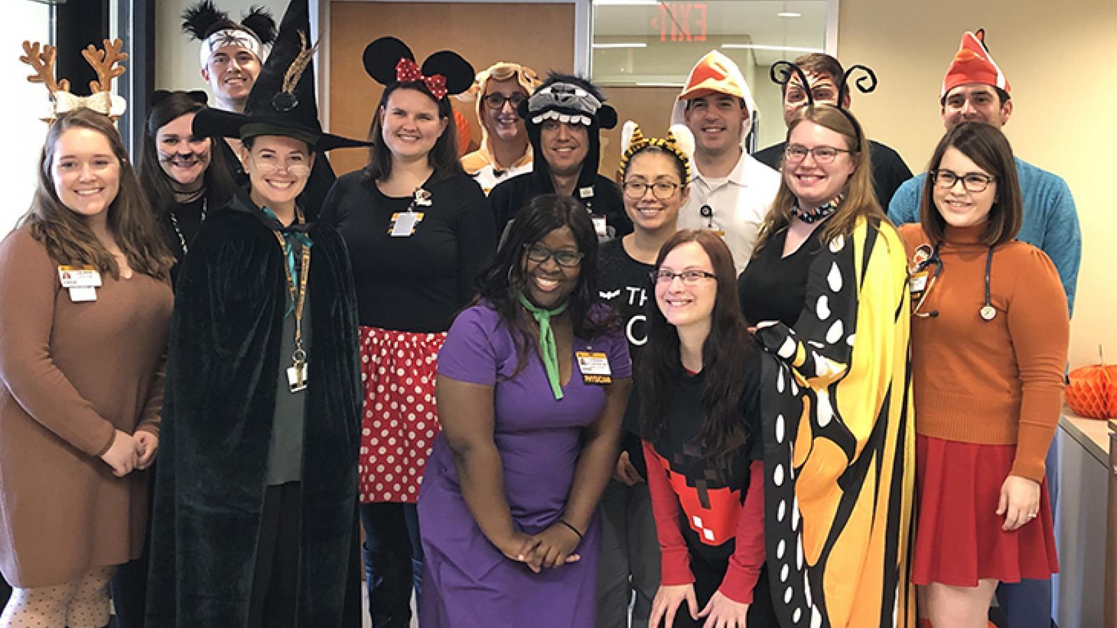 2019 Pediatrics Halloween