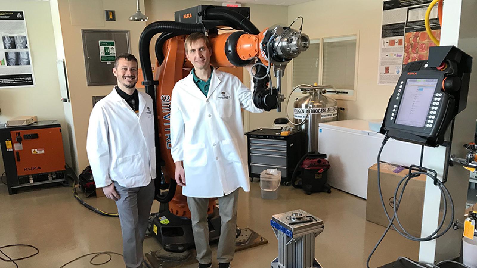 TLRO SimVitro BioRobotics Testing System
