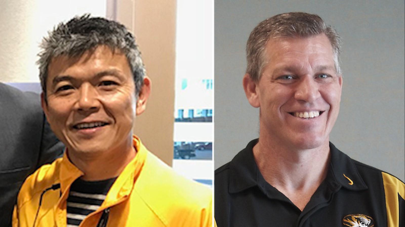 Drs. Kuroki and Stoker have been promoted to full Professor