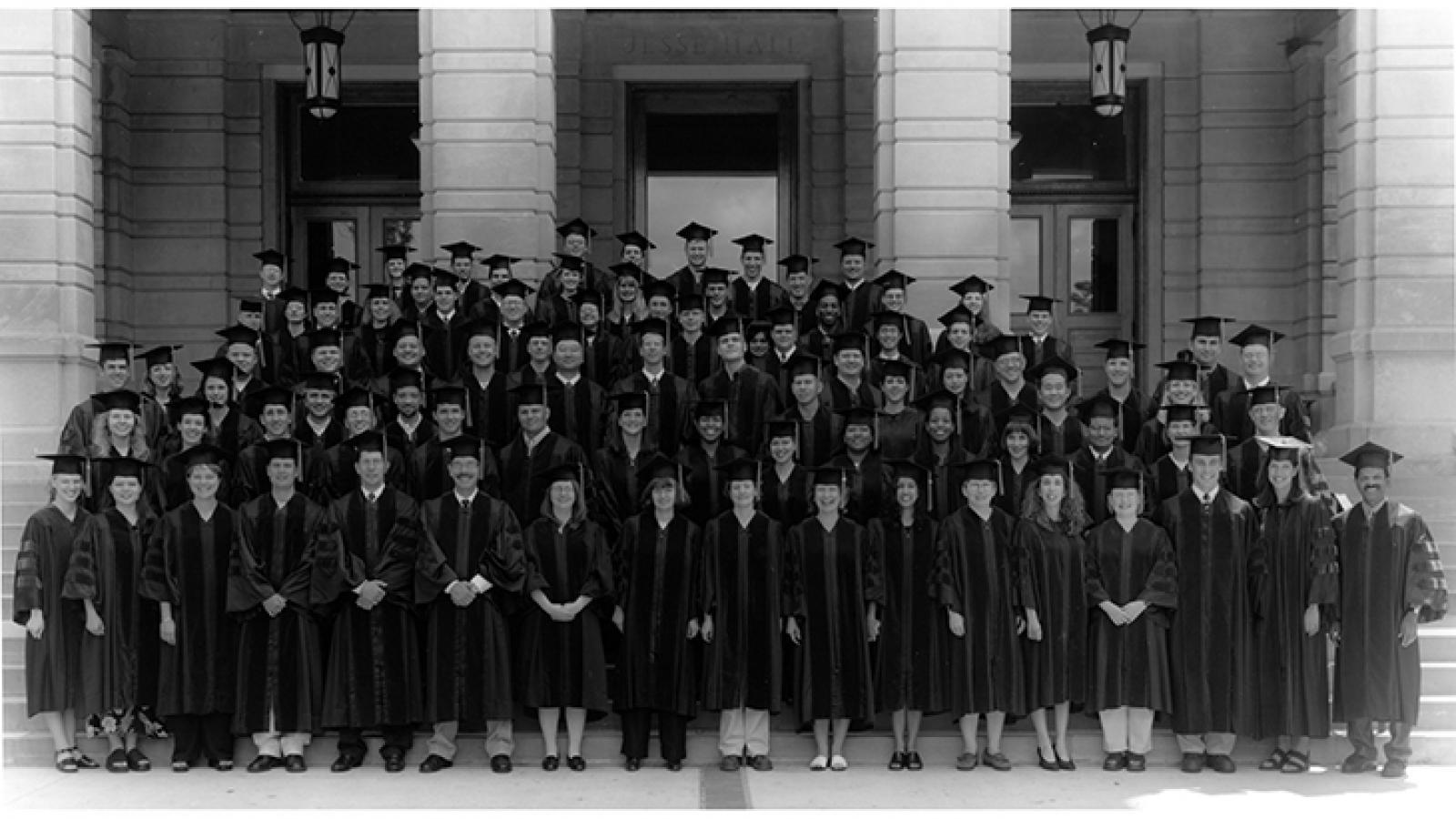 Class of 2000 portrait