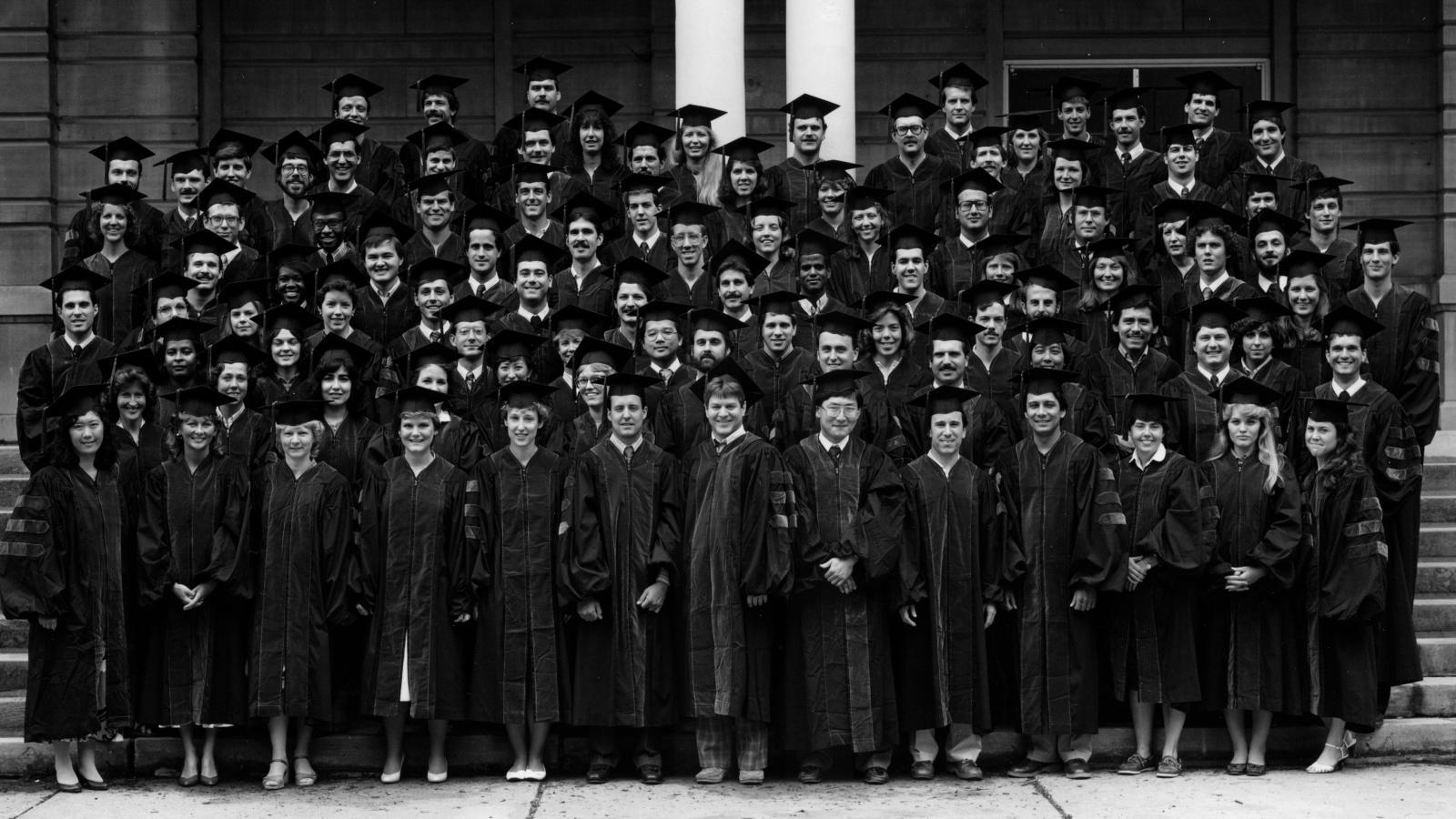 Class of 1986 portrait