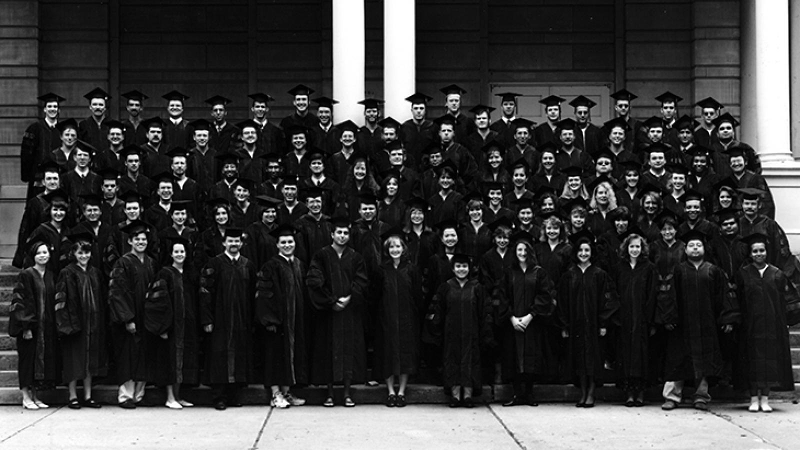 Class of 1996 portrait