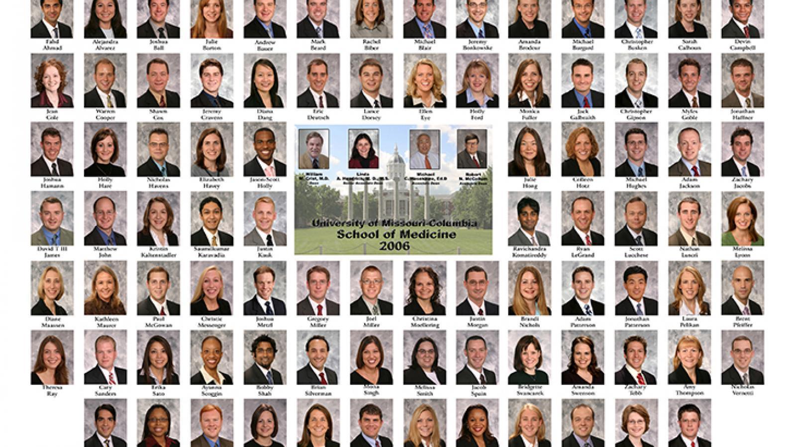 Class of 2006 composite