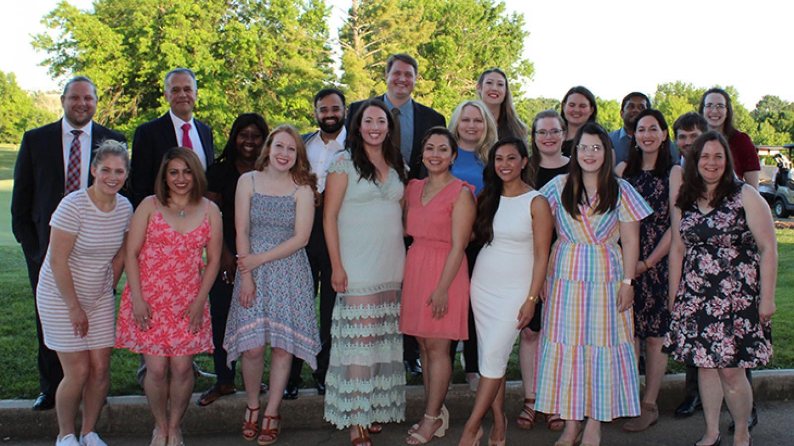 Pediatric Resident Graduation 2021