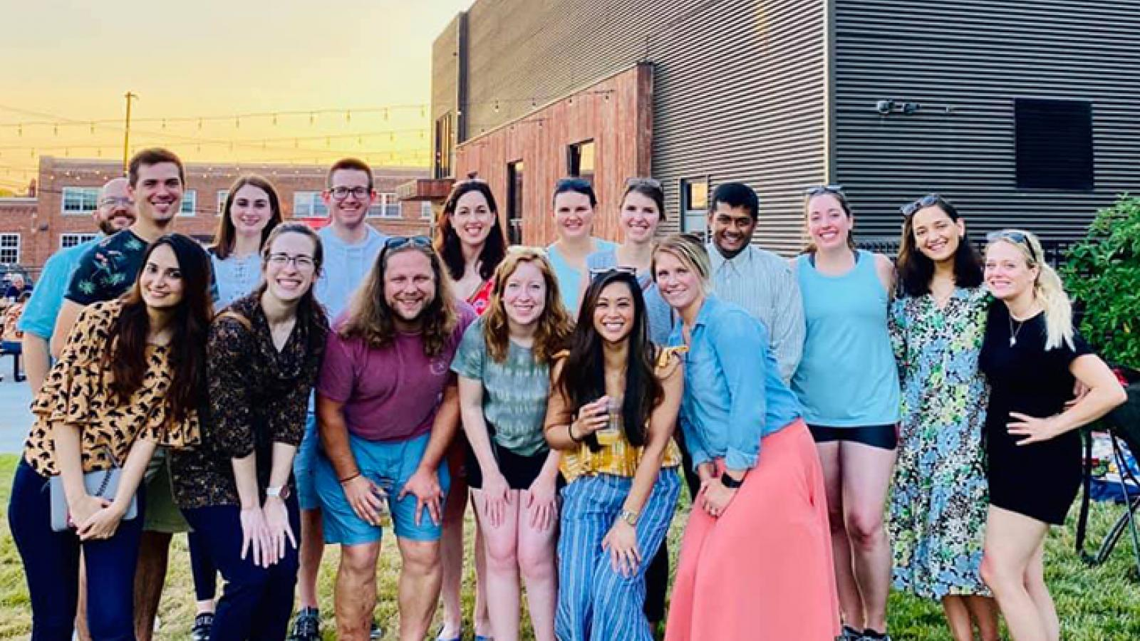 Pediatric Resident Welcome 2020