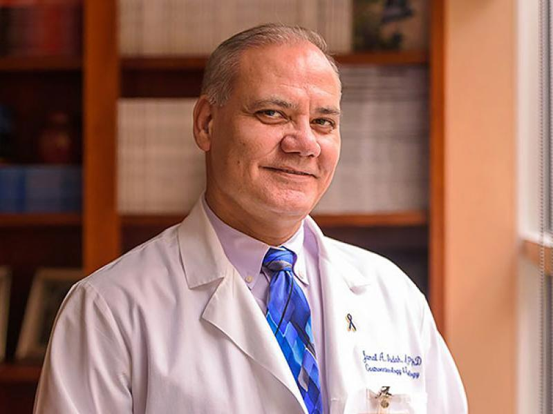 Dr. Jamal Ibdah, Professor of Medicine, Director, Division of Gastroenterology and Hepatology
