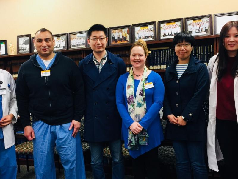 University of Missouri School of Medicine is collaborating with Chinese researchers