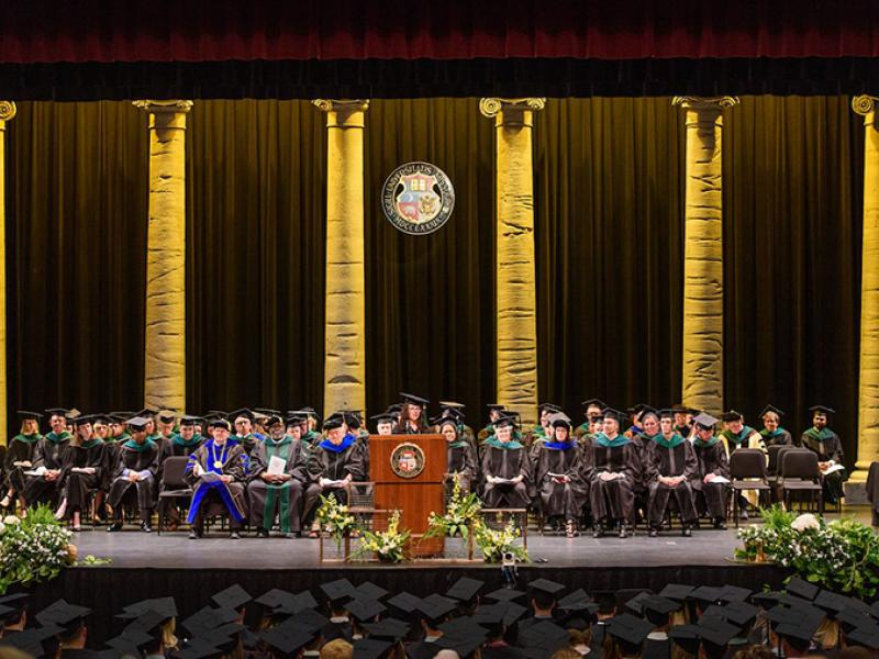 Ninety-eight medical students will receive their diplomas on Saturday, May 12.