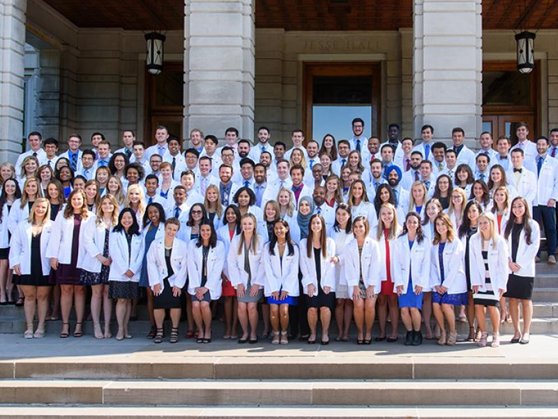 MU School of Medicine class of 2022