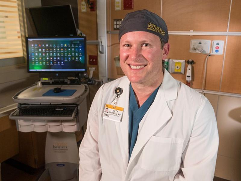 Seth Sherman, MD