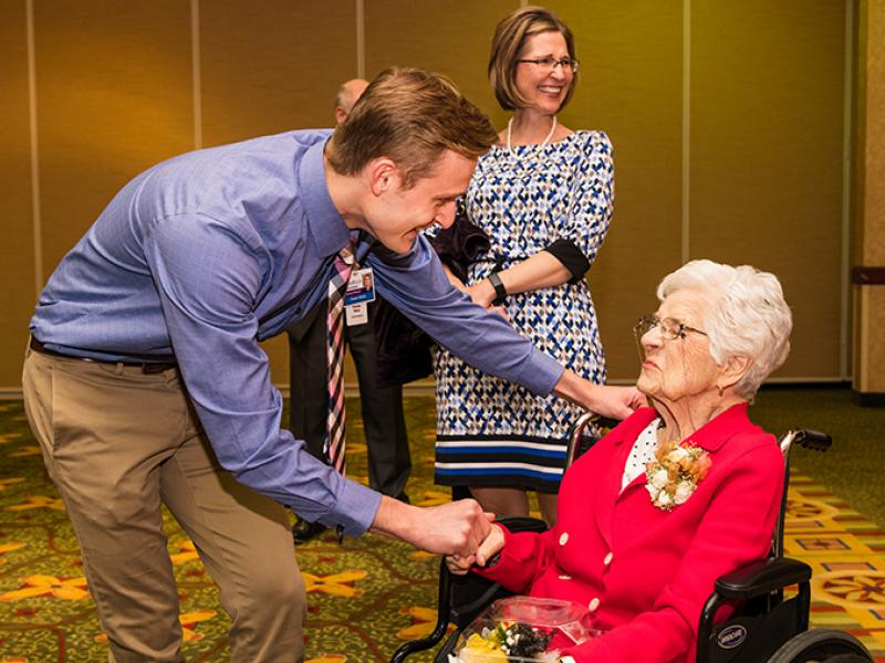 The University of Missouri School of Medicine Springfield Clinical Campus celebrated the important role that patients and their families play in the education of medical students at their Legacy Teachers™ luncheon on April 18 in Springfield, Missouri.