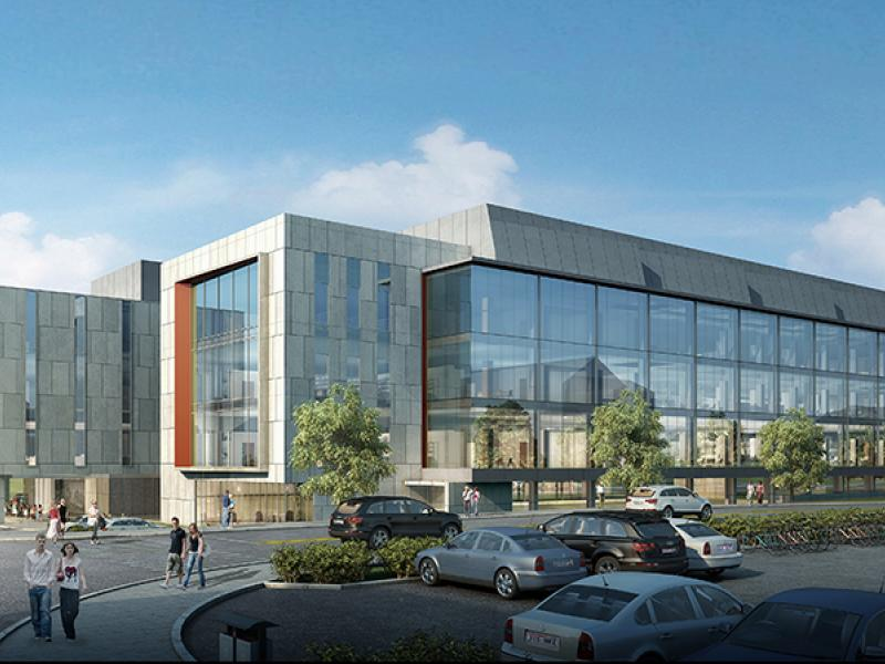 NextGen Precision Health Institute rendering
