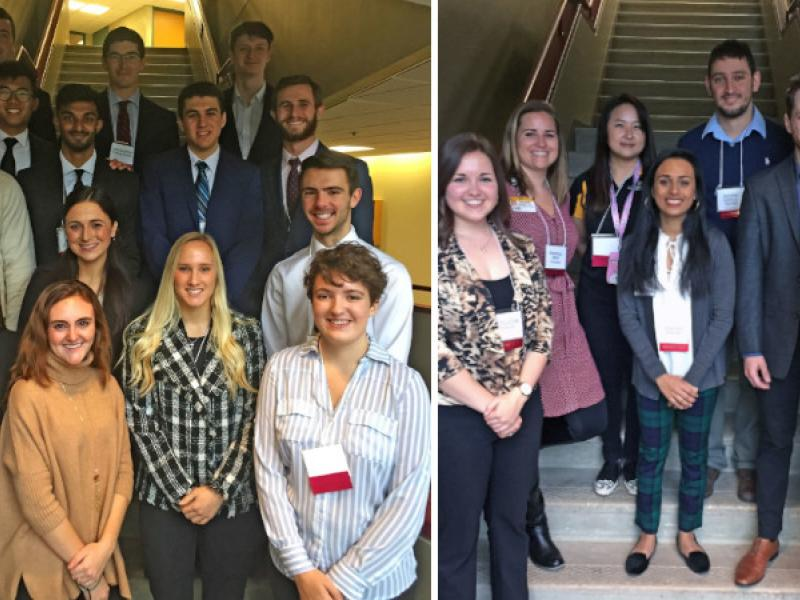 TLRO trainees presented their research at 2019 Health Sciences Research Day