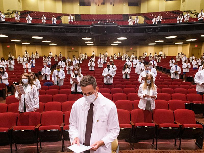2020 White Coat Ceremony