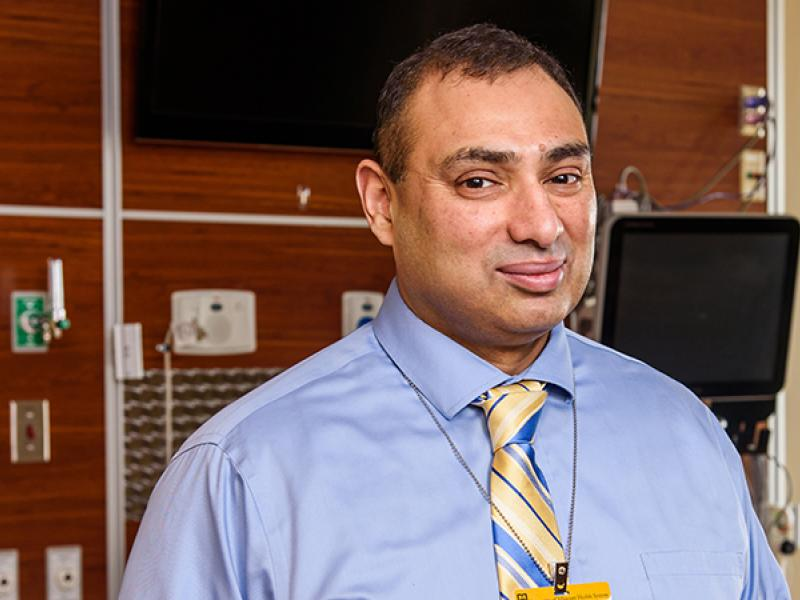 Adnan I. Qureshi, MD