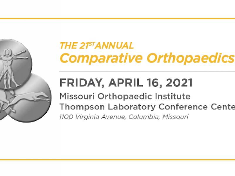 Comparative Orthopaedics Day graphic