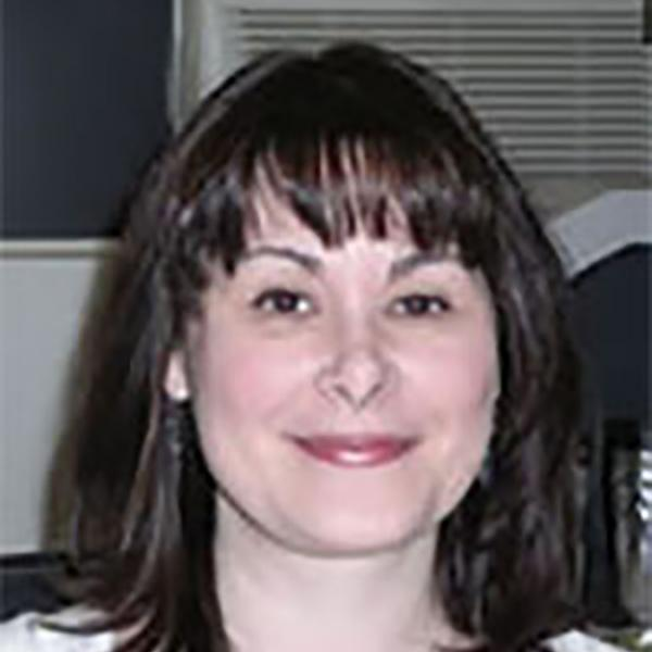 Photo of Kristina Aldridge.