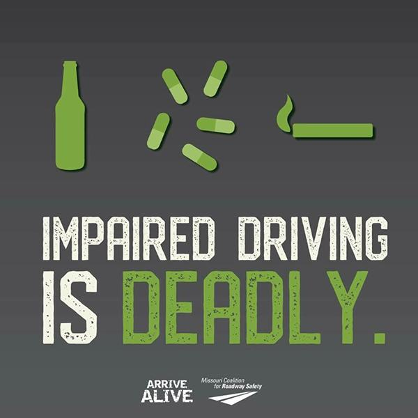Impaired Driving is Deadly