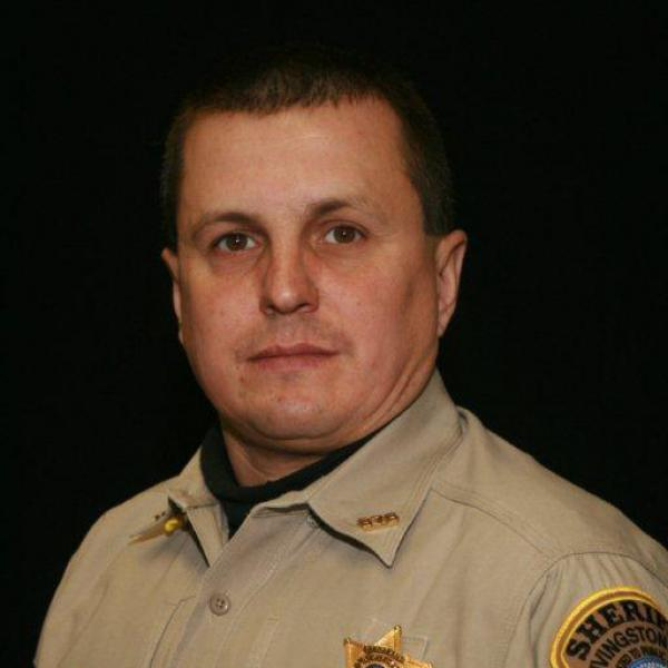 Chief Deputy Michael Claypole